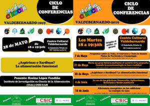 cartel mixto_28My_conferencias_ciencia_afuveva_2019