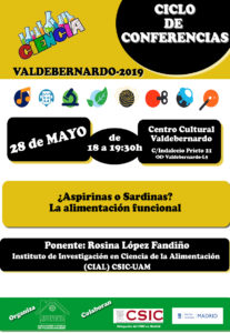 cartel_28My_conferencias_ciencia_afuveva_2019_web