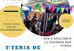 Marke Feria Comerciantes-Asociaciones-Valdebernardo-Vicálvaro-16Oct2021